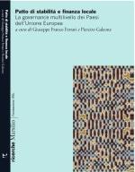 Patto di stabilità e finanza locale. Vincoli, obiettivi e procedure nella governance multilivello dei Paesi