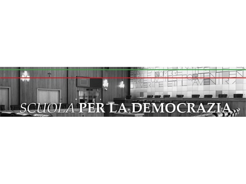 28-30 novembre, Scuola per la democrazia 2014