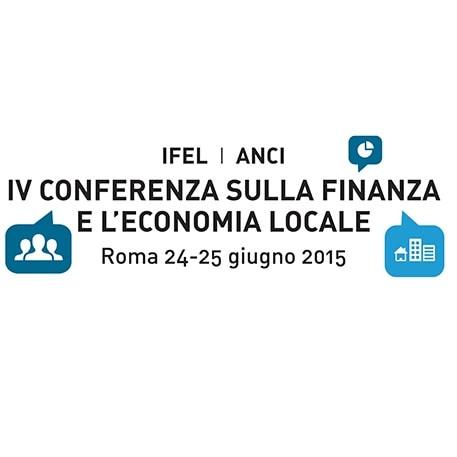 24-25 giugno, IV Conferenza sulla Finanza e l'Economia Locale