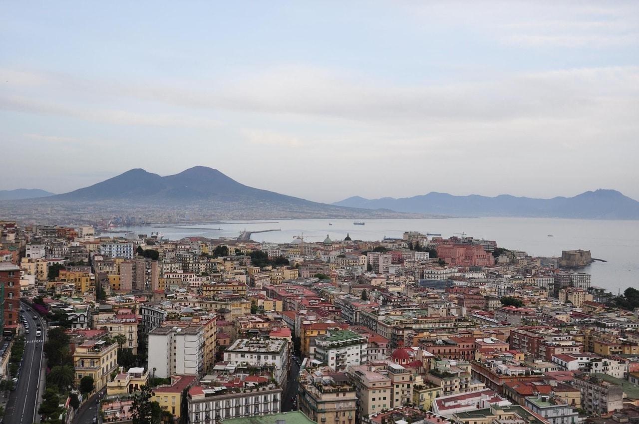 27 marzo. Per il piano strategico della Città metropolitana di Napoli
