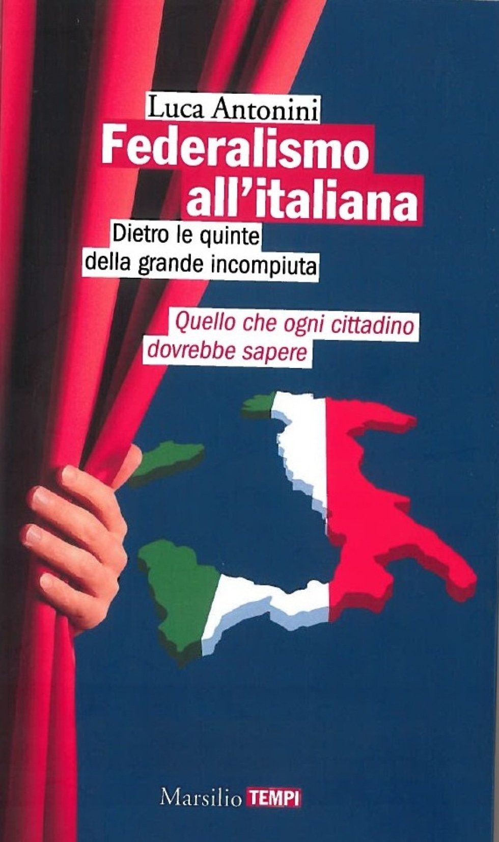 IFEL Libri in comune – Federalismo all'italiana