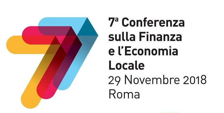 29 novembre: a Roma la VII Conferenza sulla Finanza e l'Economia Locale