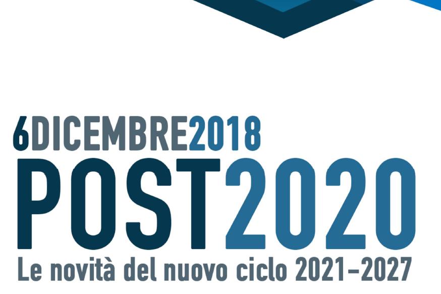 """6 Dicembre – """"POST 2020 – Le novità del nuovo ciclo 2021-2027"""" Giornata dibattito IFEL Campania"""