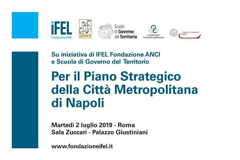 Per il Piano Strategico della Città Metropolitana di Napoli