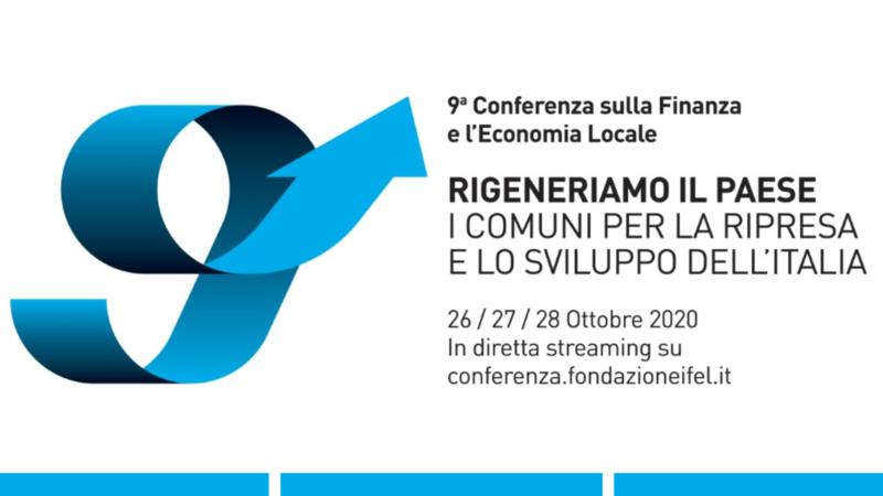 26-28 ottobre – Nona Conferenza sulla Finanza e l'Economia Locale in diretta streaming